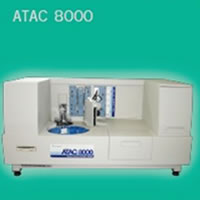 Analizador Atac 8000 de Technomedical.